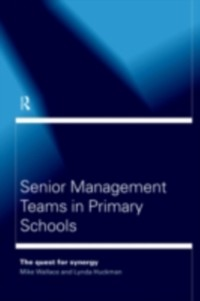 Cover Senior Management Teams in Primary Schools