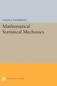 Cover Mathematical Statistical Mechanics