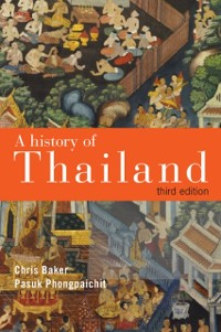 Cover History of Thailand