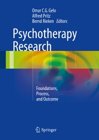 Cover Psychotherapy Research