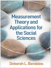 Cover Measurement Theory and Applications for the Social Sciences