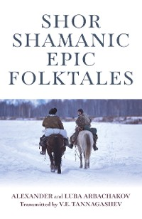 Cover Shor Shamanic Epic Folktales