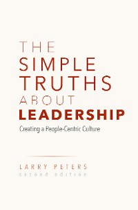 Cover The Simple Truths About Leadership