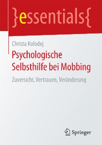 Cover Psychologische Selbsthilfe bei Mobbing