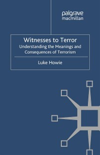 Cover Witnesses to Terror