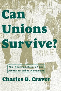 Cover Can Unions Survive?