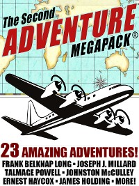 Cover The Second Adventure MEGAPACK®