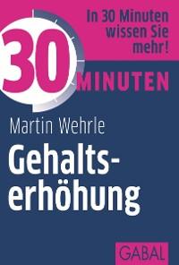 Cover 30 Minuten Gehaltserhöhung