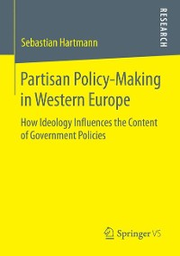 Cover Partisan Policy-Making in Western Europe