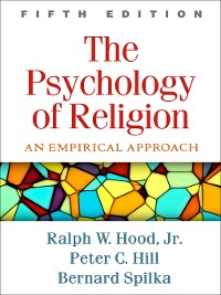 Cover The Psychology of Religion