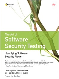 Cover The Art of Software Security Testing