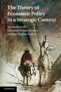 Cover Theory of Economic Policy in a Strategic Context