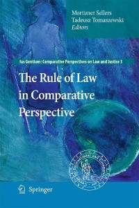 Cover The Rule of Law in Comparative Perspective