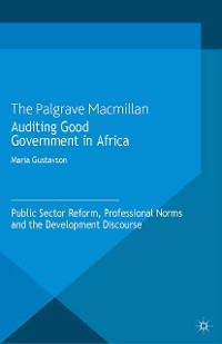Cover Auditing Good Government in Africa