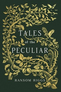 Cover Tales of the Peculiar