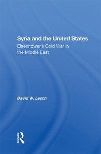 Cover Syria And The United States