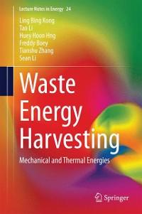 Cover Waste Energy Harvesting