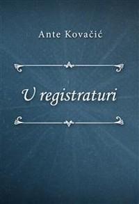 Cover U registraturi