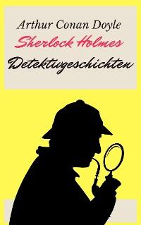Cover Sherlock Holmes - Detektivgeschichten