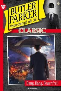 Cover Butler Parker Classic 4 – Kriminalroman