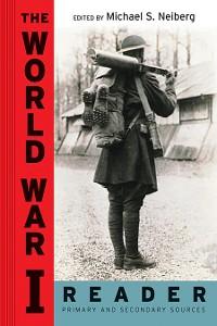 Cover The World War I Reader
