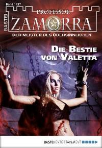 Cover Professor Zamorra - Folge 1127