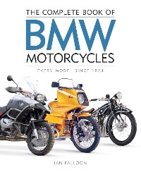 Cover The Complete Book of BMW Motorcycles