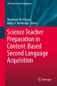Cover Science Teacher Preparation in Content-Based Second Language Acquisition