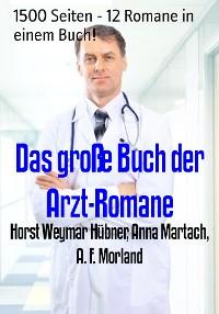 Cover Das große Buch der Arzt-Romane