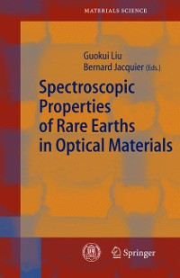 Cover Spectroscopic Properties of Rare Earths in Optical Materials