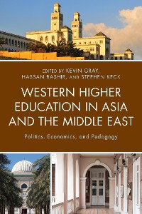 Cover Western Higher Education in Asia and the Middle East