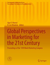 Cover Global Perspectives in Marketing for the 21st Century