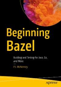 Cover Beginning Bazel