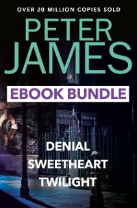 Cover Peter James Collection