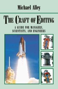 Cover Craft of Editing