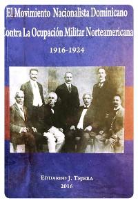 Cover El Movimiento Nacionalista Dominicano 1916-1924