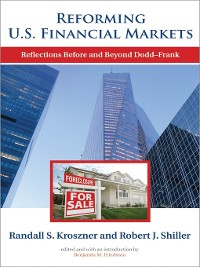 Cover Reforming U.S. Financial Markets