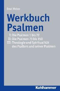 Cover Werkbuch Psalmen I + II + III