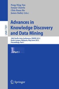 Cover Advances in Knowledge Discovery and Data Mining, Part I