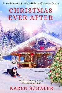 Cover Christmas Ever After
