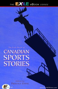 Cover Exile Book of Canadian Sports Stories