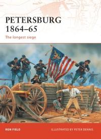 Cover Petersburg 1864 65
