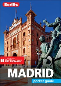 Cover Berlitz Pocket Guide Madrid (Travel Guide eBook)