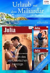 Cover Urlaub mit dem Milliardär (3-teilige Serie)