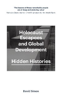 Cover Holocaust Escapees and Global Development