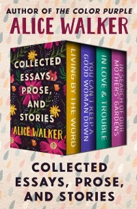 Cover Collected Essays, Prose, and Stories