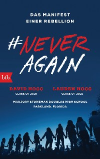 Cover #NEVER AGAIN