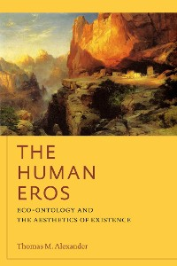 Cover The Human Eros