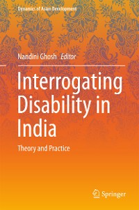 Cover Interrogating Disability in India