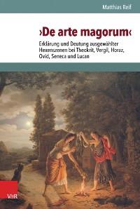 Cover ›De arte magorum‹